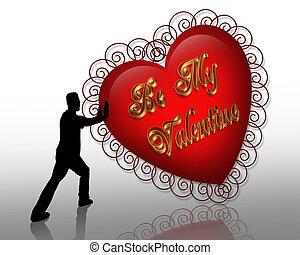 Valentine Heart Graphic