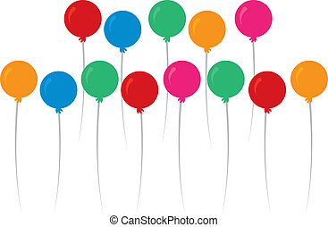 Balloons Colors