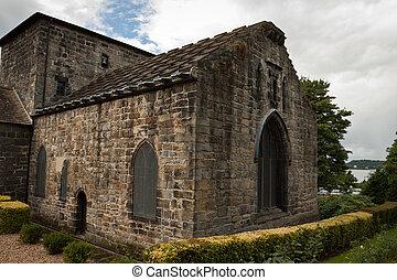 Saint Margaret's Church in Queensferry