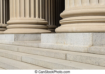 Pillars of Law and Information in the United States