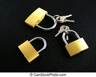 Padlocks - Different types of padlocks for security and...