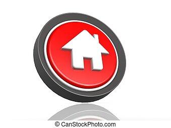 House round icon