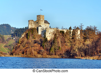 Medieval Castle in Niedzica, Poland
