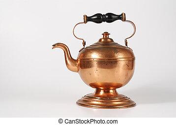 anticaglia, caffè, vaso