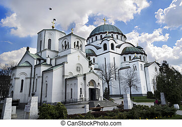 Sveti Sava - The biggest church in Balkan, St Sava