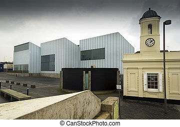 nowy,  margate, stary