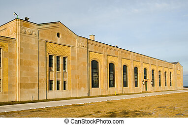 WATER TREATMENT PLANT - historic water treatment plant