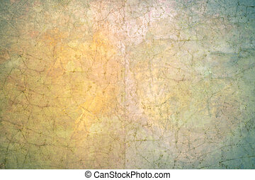 Weathered old paper background