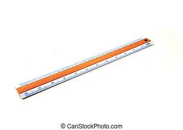ruler - Stock pictures of a ruler used to measure length and...