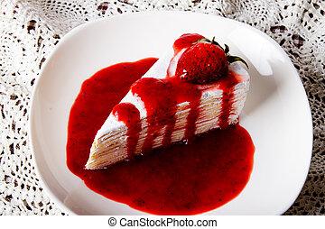 Crape Cake