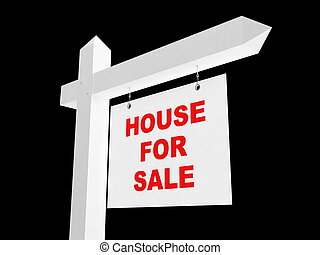 advertising sale of house
