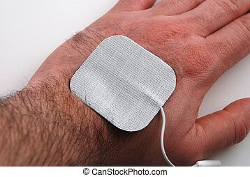 Electrodes - Stock pictures of electrodes used in a variety...