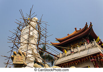 Kuan Yin statue