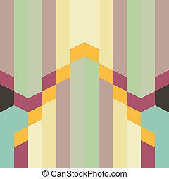 vintage art decor pattern illustration design element