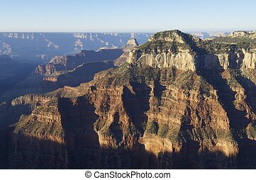 Grand Canyon National Park, Arizona, Usa