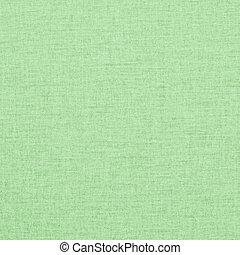 Bright green canvas
