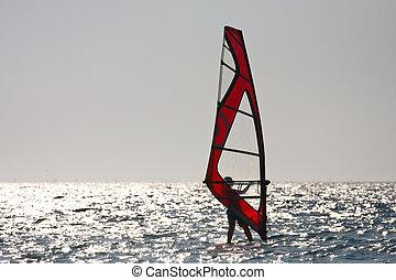 Windsurfing - windsurfing