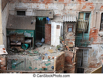 broken buildings - stock pictures of broken, abandoned and...