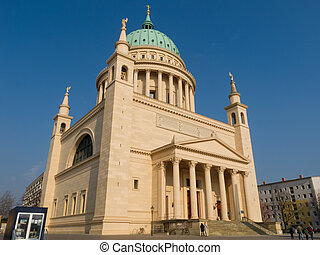 Cathedral of Potsdam