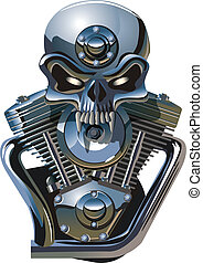 Motorhead Available EPS-8 vector format separated by groups...