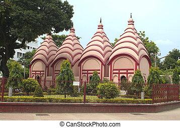Bangladesh, Dhaka,  - Bangladesh, Dhakeswari temple in Dhaka
