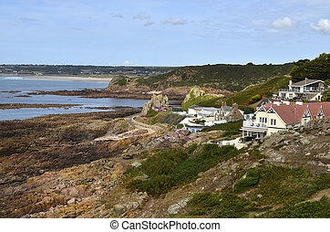 GB, Jersey - Great Britain, Jersey Island, St. Brelade