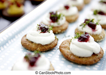 Catering Canapes - Food