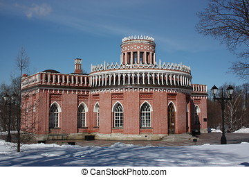 Museum - reserve Tsaritsyno - Moscow Museum - reserve...