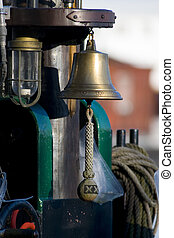 Bell at the ship - Old bell at the ship