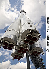 "First Russian Space Ship ""Vostok-1"""