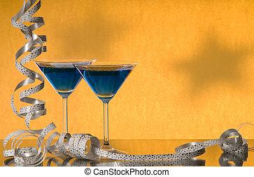 liqueur glasses