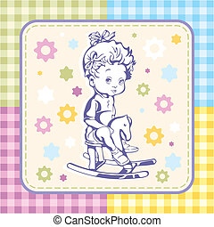 Baby clipart - baby