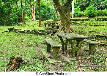 picnic place