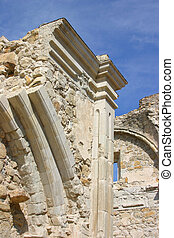 Ruin Arches at Mission San Juan Capistrano - Arches at...