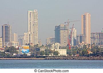 Skyline, Mumbai, Índia
