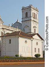 Convent, Church of St Francis of Assiisi and Se Cathedral in...