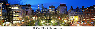 Union Square New York City - Union Square in New York, New...