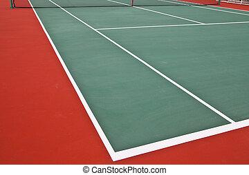 Tennis Court - Tennis court