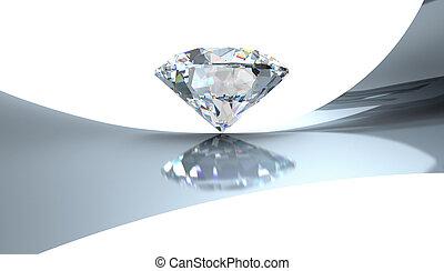 Brilliant 3 carats