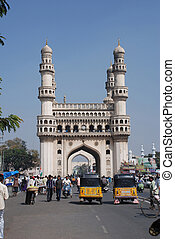 Charminar Hyderabads Old City - Charminar Hyderabads...