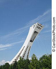 montreal oympic stadium
