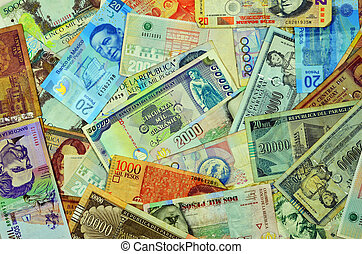 Latin American Currencies - Currency from Latin American...