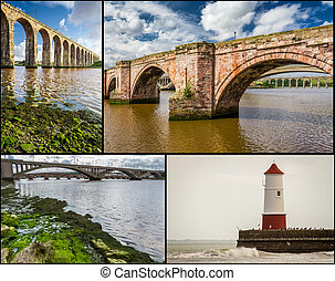 Postcard from Berwick-upon-Tweed
