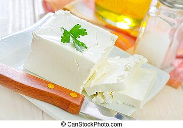 queijo, branca