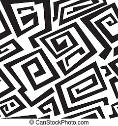 ancient monochrome seamless texture