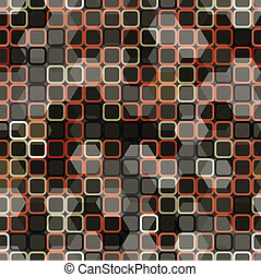 abstract cells seamless