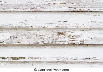 Old white weathered wooden background no 4