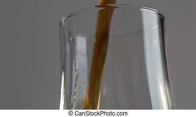 Cola - cola in glass