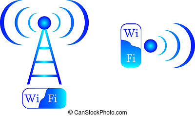 WiFi - You can choose one of them