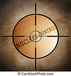 Nuclear control target